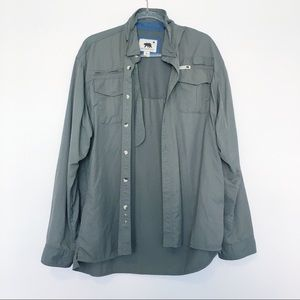 Dakota Grizzly 100% Nylon Long sleeve Shirt